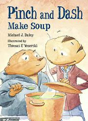 Cover art for PINCH AND DASH MAKE SOUP
