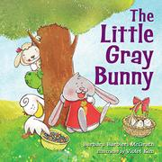Cover art for THE LITTLE GRAY BUNNY