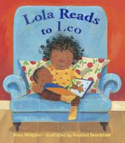 LOLA READS TO LEO by Anna McQuinn