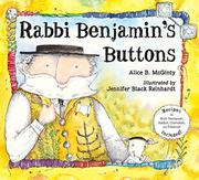 RABBI BENJAMIN'S BUTTONS by Alice B. McGinty