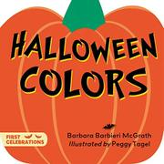 HALLOWEEN COLORS by Barbara Barbieri McGrath
