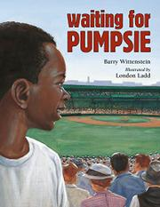 WAITING FOR PUMPSIE by Barry Wittenstein