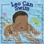 LEO CAN SWIM by Anna McQuinn
