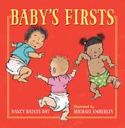 BABY'S FIRSTS by Nancy Raines Day