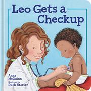 LEO GETS A CHECKUP by Anna McQuinn
