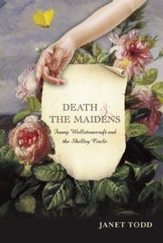 Cover art for DEATH & THE MAIDENS