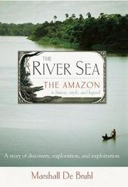 Cover art for THE RIVER SEA