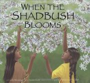 Cover art for WHEN THE SHADBUSH BLOOMS