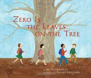 Book Cover for ZERO IS THE LEAVES ON THE TREE