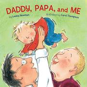 Cover art for DADDY, PAPA, AND ME