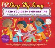 Book Cover for SING MY SONG