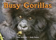 Cover art for BUSY GORILLAS