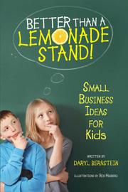Cover art for BETTER THAN A LEMONADE STAND!