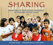 SHARING OUR HOMELAND by Trish Marx