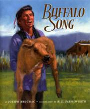 BUFFALO SONG by Joseph Bruchac