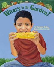 Cover art for WHAT'S IN THE GARDEN?