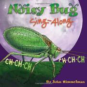 Cover art for NOISY BUG SING-A-LONG