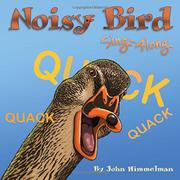 NOISY BIRD SING-ALONG by John Himmelman