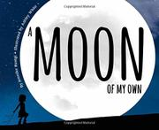 A MOON OF MY OWN by Jennifer Rustgi