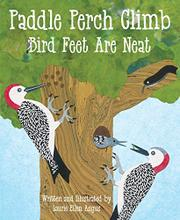 PADDLE PERCH CLIMB by Laurie Ellen Angus