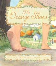 Book Cover for THE ORANGE SHOES