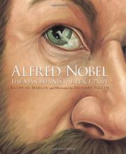 Book Cover for ALFRED NOBEL