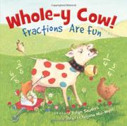 Book Cover for WHOLE-Y COW!