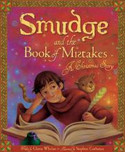SMUDGE AND THE BOOK OF MISTAKES by Gloria Whelan