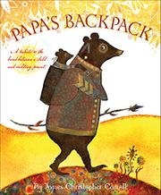 PAPA'S BACKPACK by James Christopher Carroll