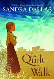 Book Cover for THE QUILT WALK