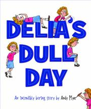 Book Cover for DELIA'S DULL DAY