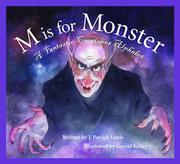 M IS FOR MONSTER by J. Patrick Lewis