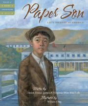 PAPER SON by Helen Foster James