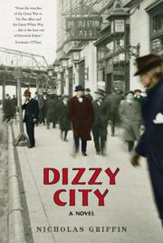 Cover art for DIZZY CITY