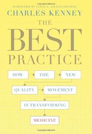 THE BEST PRACTICE by Charles Kenney