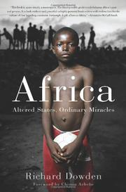 Cover art for AFRICA