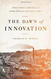 Book Cover for THE DAWN OF INNOVATION