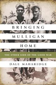 Book Cover for BRINGING MULLIGAN HOME