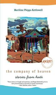 Cover art for THE COMPANY OF HEAVEN