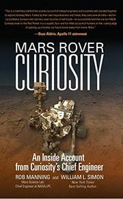 MARS ROVER CURIOSITY by Robert Manning