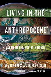 LIVING IN THE ANTHROPOCENE by Jeffrey K.   Stine