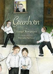 Book Cover for GREENHORN
