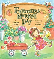 Cover art for FARMERS' MARKET DAY