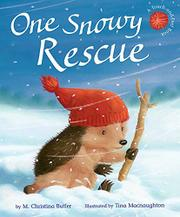 ONE SNOWY RESCUE by M. Christina Butler