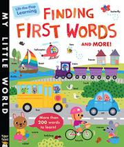 FINDING FIRST WORDS AND MORE! by Libby Walden
