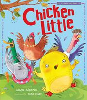 CHICKEN LITTLE by Mara Alperin
