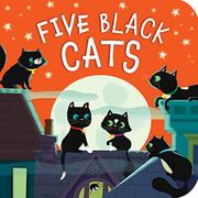 FIVE BLACK CATS by Patricia Hegarty