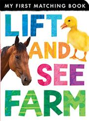 LIFT AND SEE FARM by Tiger Tales