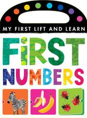 Cover art for FIRST NUMBERS