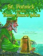 Cover art for ST. PATRICK AND THE THREE BRAVE MICE